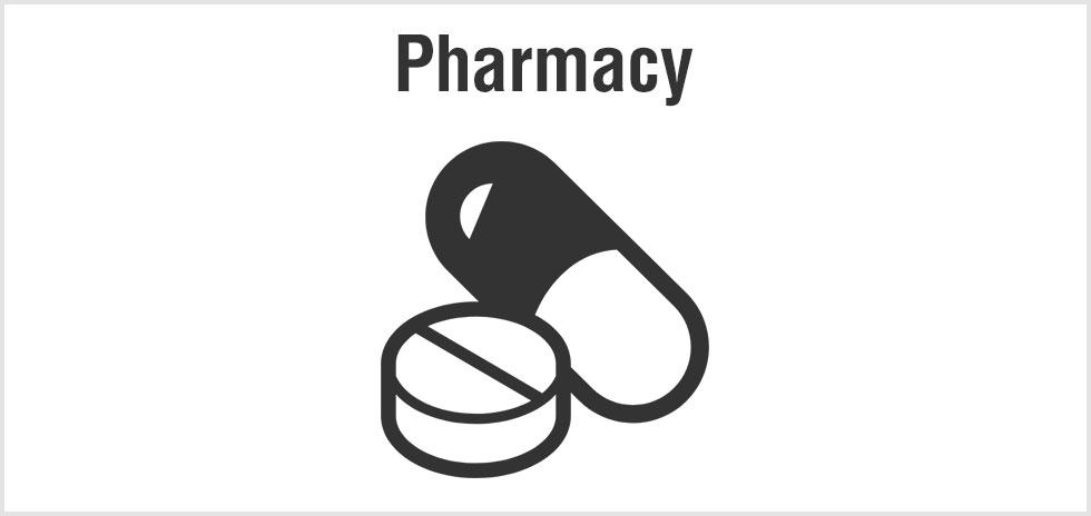 Services in Neighborhood / Pharmacies