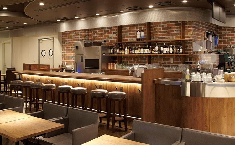 "Travel cafe ""Tokyo City i Cafe"""