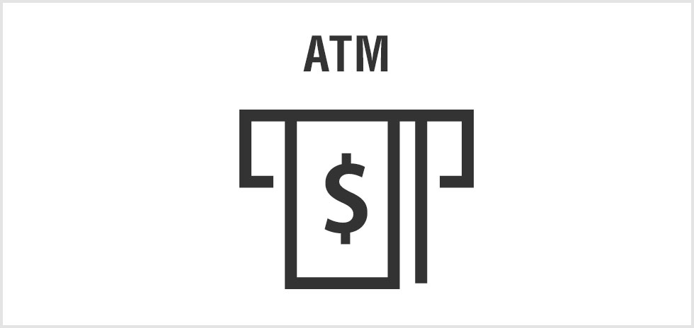 Services in Neighborhood / ATMs