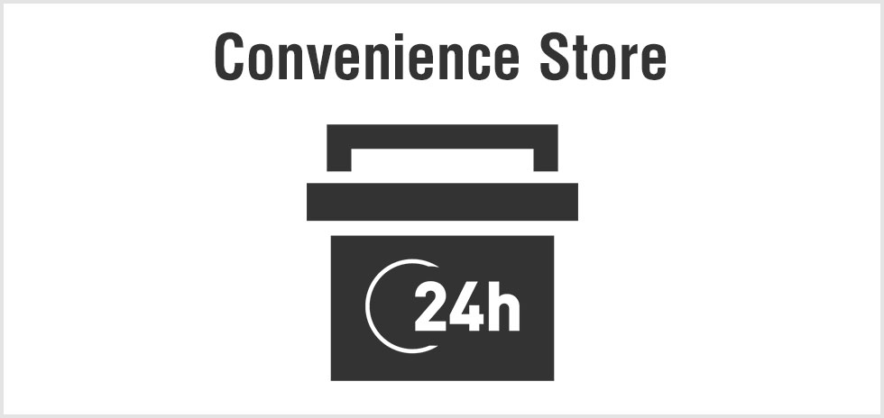 Services in Neighborhood / Convenience store