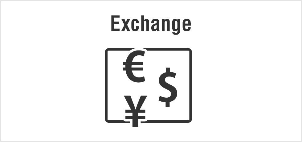 Services in Neighborhood / Currency Exchange